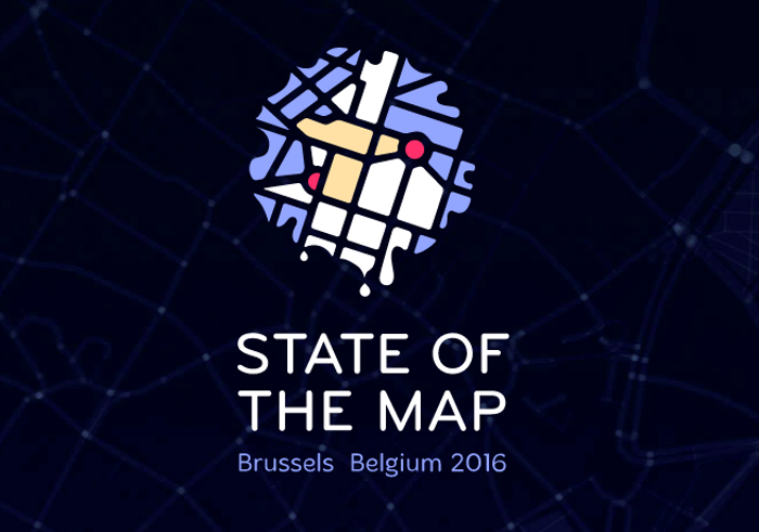 State of the Map 2016 – Rendez-vous à Bruxelles !